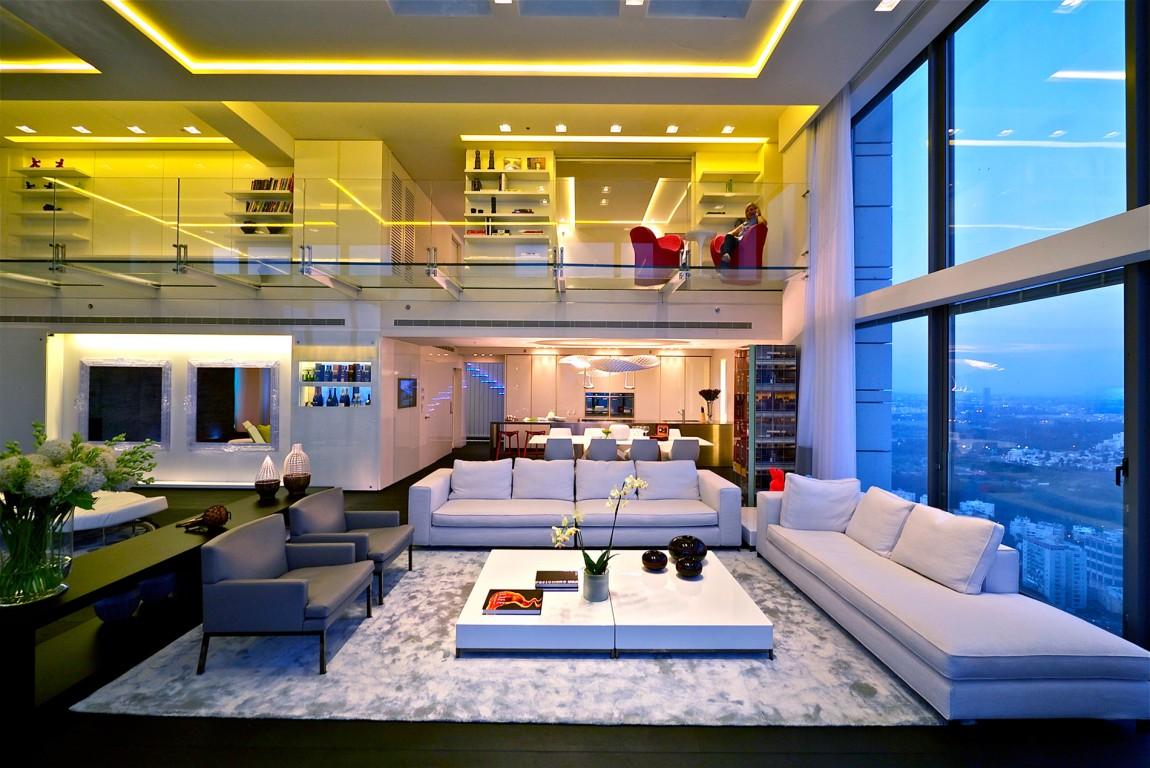 Decora o sala de estar unews o blog da unik im veis for Sala de estar luxuosa